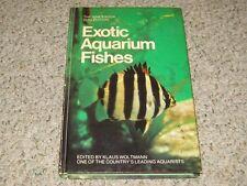 Exotic Aquarium Fishes The Innes Book 20th Edition Living World