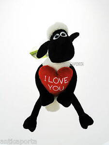 Image Is Loading Soft Toy Shaun The Sheep Original 7 Characters