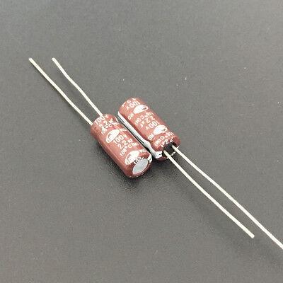 500pcs 2.2uF 63V SAMWHA SD 5x11mm 63V2.2uF Electrolytic Capacitor