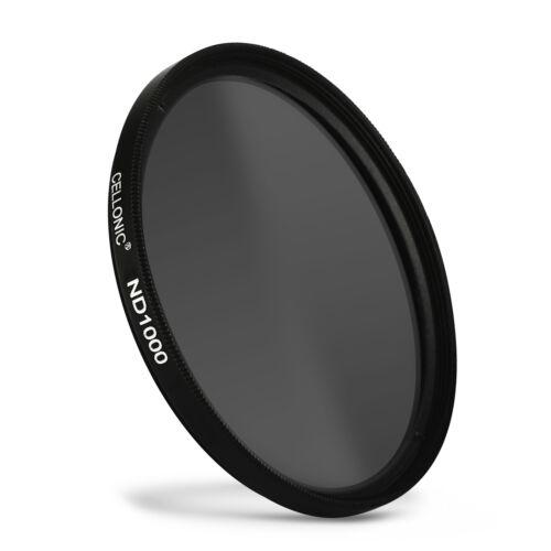 Densidad neutra filtro nd1000 52mm para olympus 50mm 2 ed macro em-p5020