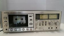 Cassette Deck Single SONY model TC-K7II