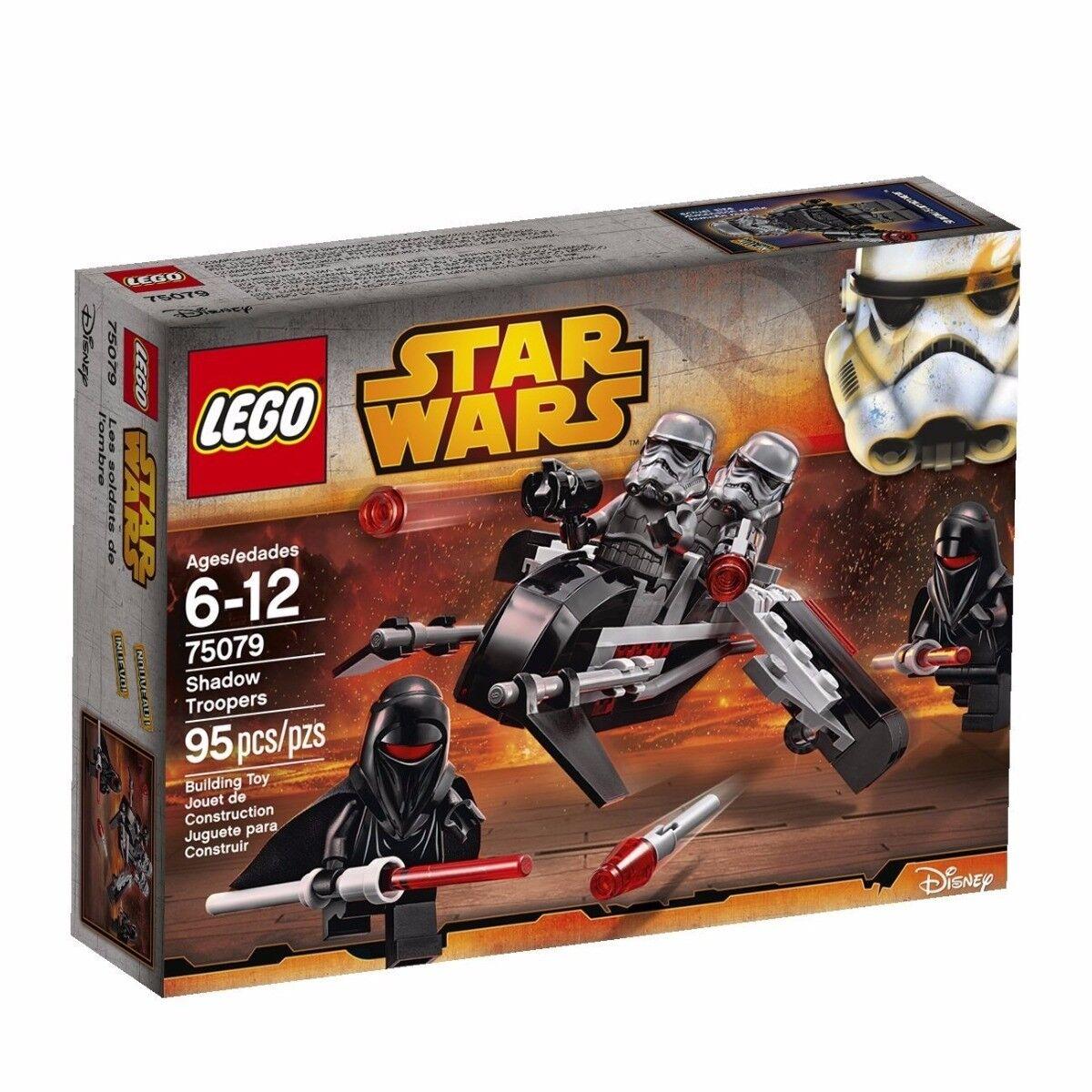 Eldo LEGO Star Wars Shadow Troopers 75079