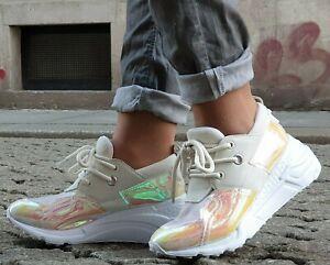 STEVE-MADDEN-Sneaker-CLIFF-SM11000185-03009-954-iridescent-Echtleder-Reduziert