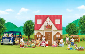 Sylvanian-Families-Calico-Critters-Red-Roof-Cozy-Cottage