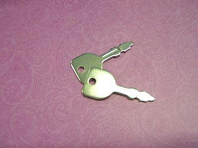 Aus Dem Ausland Importiert Original Satz Zündschlüssel (2 Stück) Gutbrod Aufsitzmäher Ab Baujahr 2010