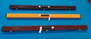 ROSETTA-SUPERIOR-48-034-WOOD-EFFECT-3-4-ABS-SNOOKER-BILLIARD-POOL-TABLE-CUE-CASE