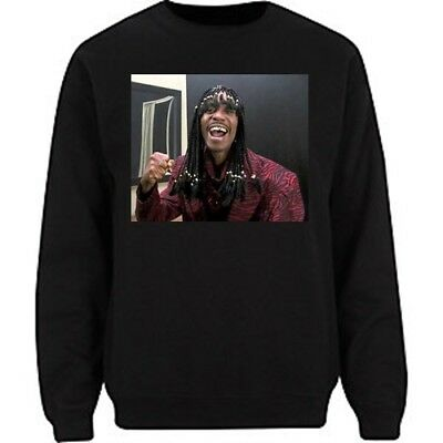New Chappelle Rick James Yo Couch Long Sleeve T Shirt