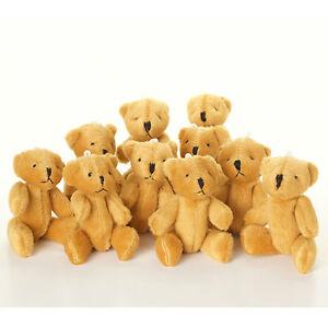Neuf-teddy marron-petit mignonne doux-cadeau anniversaire noel-afficher le titre d'origine