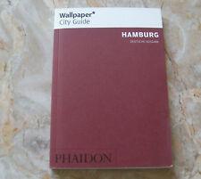 WALLPAPER City Guide HAMBURG,Phaidon,Deutsche Ausgabe,Nie benutzt,Auflösg.