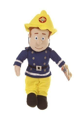 Fireman Sam 18  Plush Soft Toy