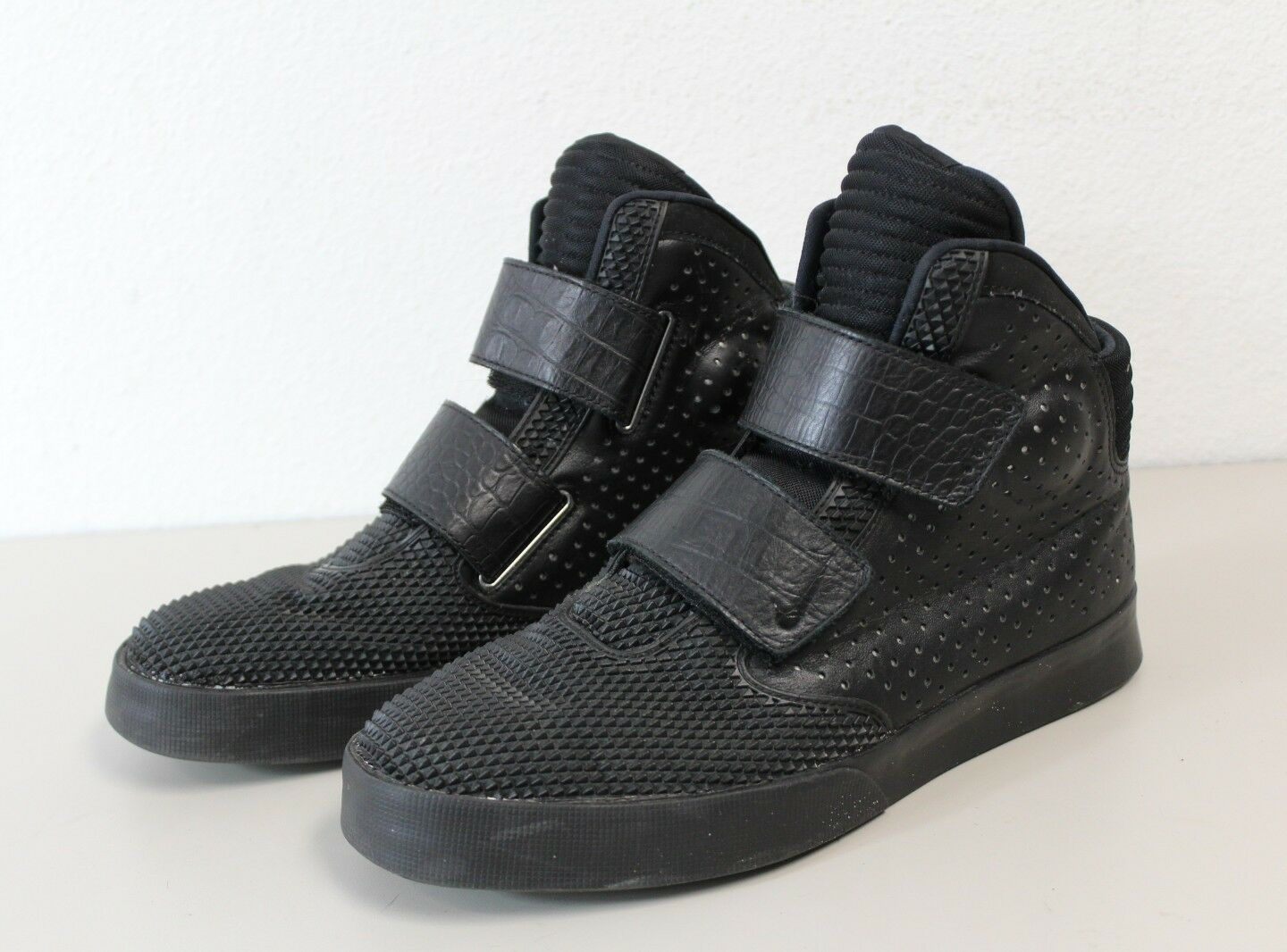 NIKE FLYSTEPPER 2K3 Basketball Shoes BLACK Comfortable Comfortable and good-looking