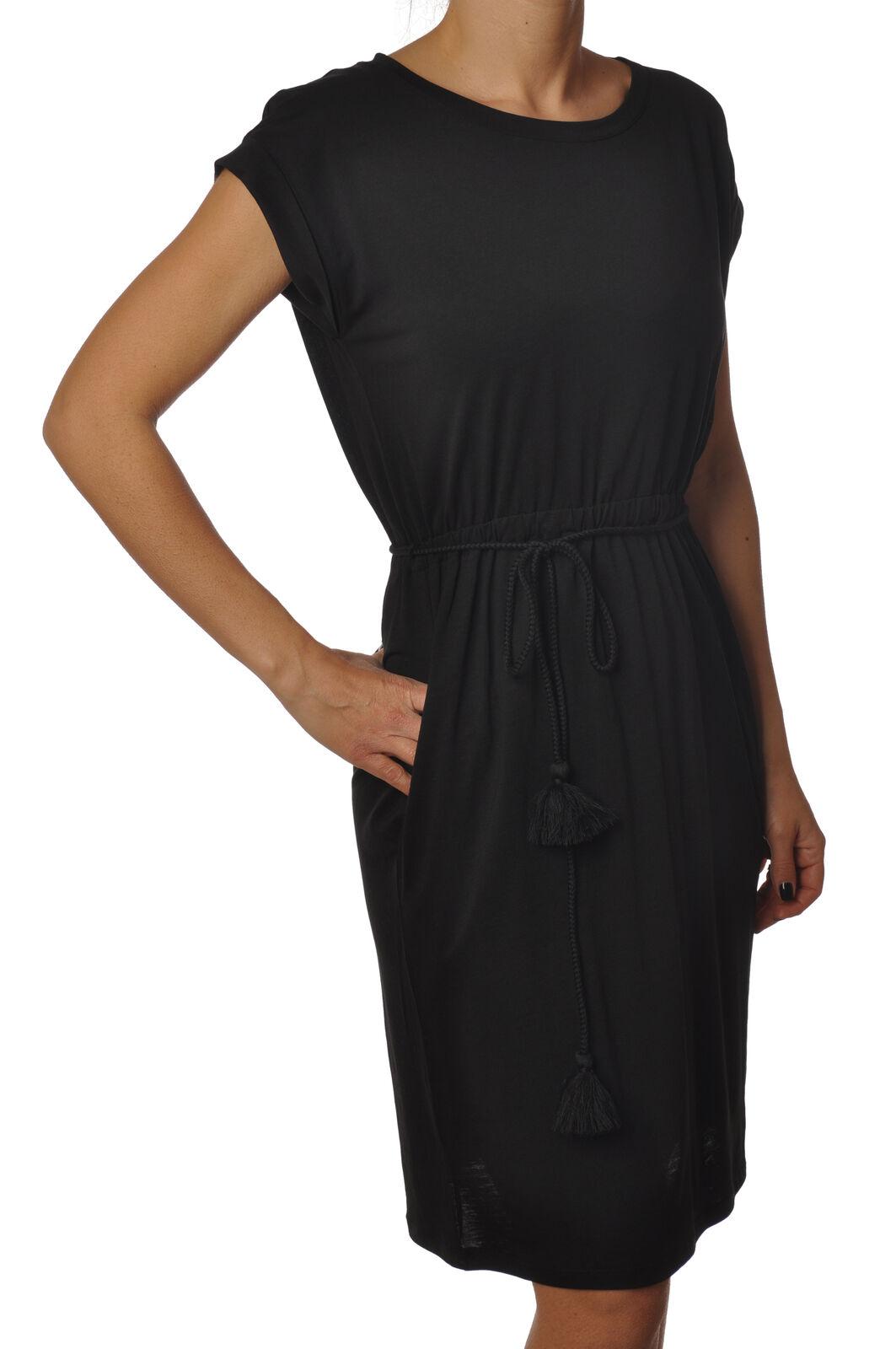 Woolrich-vestidos-vestido-Mujer - Negro - 6261302H191418   hasta un 70% de descuento
