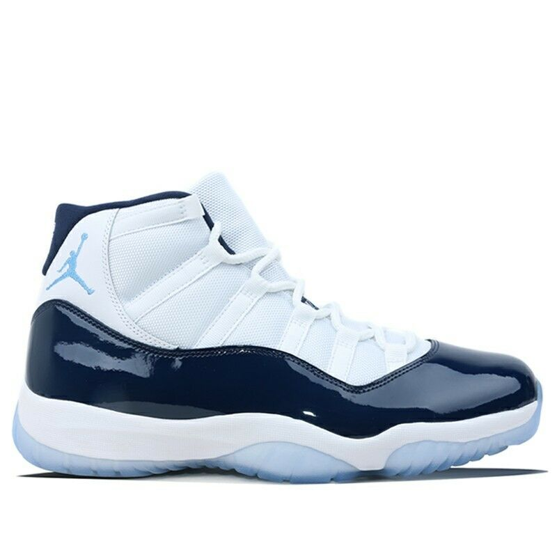 Nike Air 82 Jordan 11 Xi Win como 82 Air Xi 11 Retro Medianoche Azul 193b8b