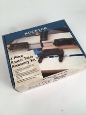 New Rockler 4 Piece Router Table Accessory Kit