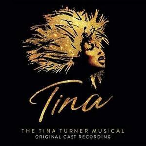 Tina-The-Tina-Turner-Musical-Original-Cast-Recording-NEW-CD