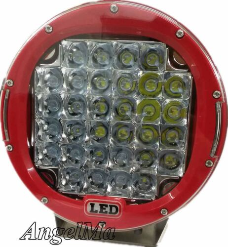 """9/"""" 259W Round CREE LED Work Light Spot work light Offroad for Jeep UTE Truck"""