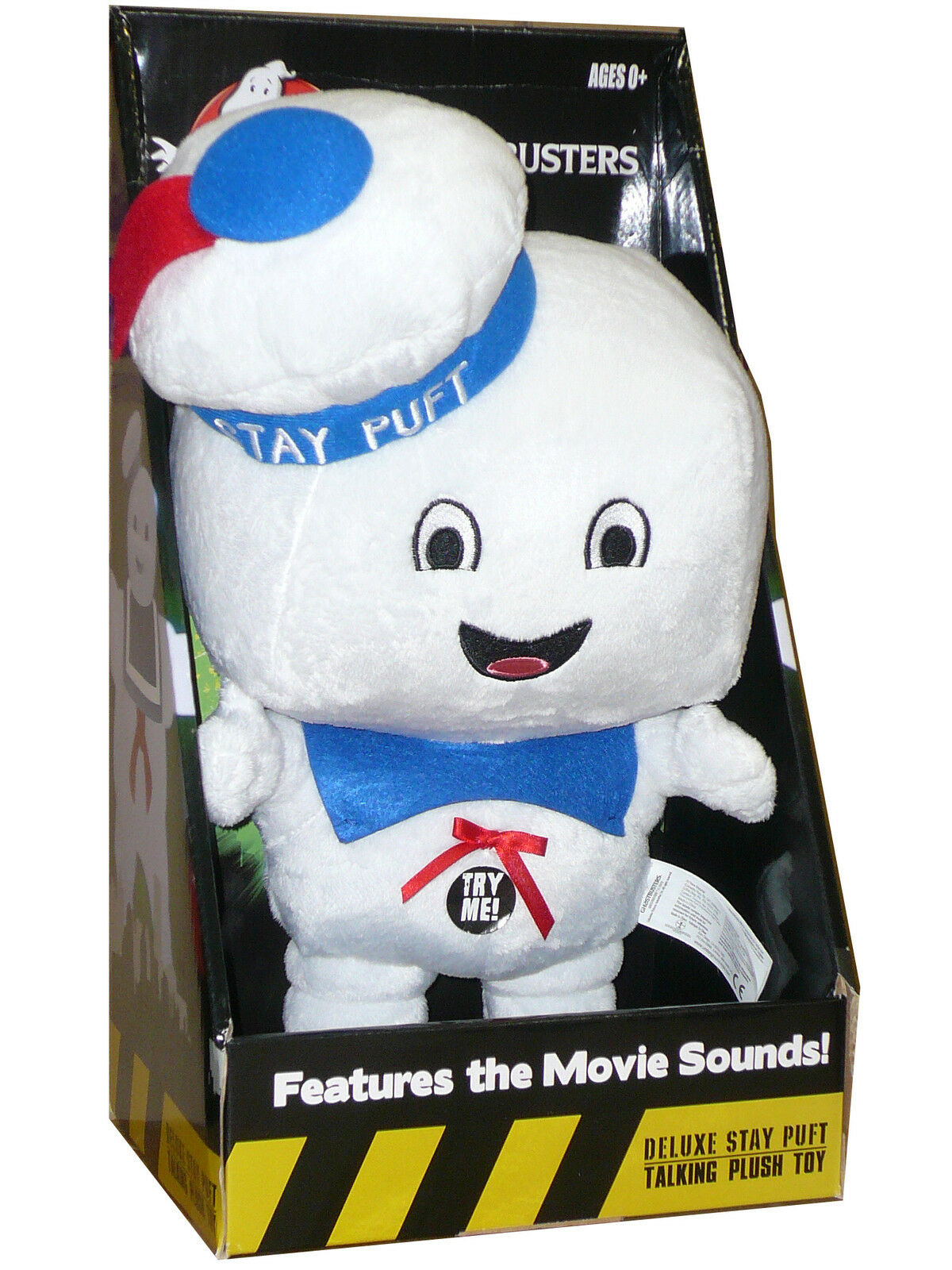 GHOSTBUSTERS STAY PUFT HAPPY 15