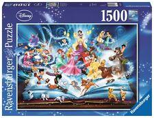 Ravensburger Rompecabezas-Disney Cuentos - 1500 Pcs - 16318