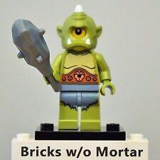 New Genuine LEGO Cyclops Minifig with Club Series 9 71000
