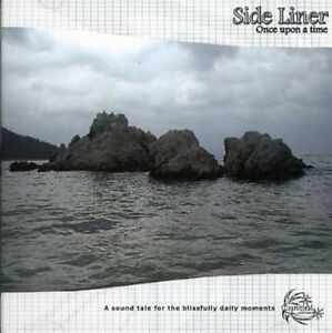 Side-Liner-Once-Upon-a-Time-New-CD-UK-Import