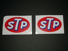 STP Pegatina Sticker Race moto gp tuning Roller decal bapperl pegamento logo 10p