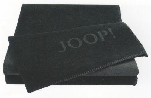 DOUBLEFACE WOHNDECKE KUSCHELDECKE DECKE PLAID 150 x 200 CM C JOOP UNI