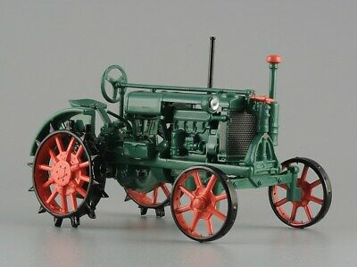 Hashette diecast model scale 1//43 History of tractors USSR tractor Fordson