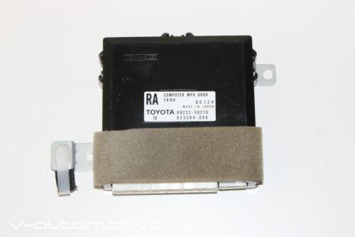FRONT R-SIDE DOOR MPX CONTROL MODULE 89222-50210 2005 LEXUS LS 430