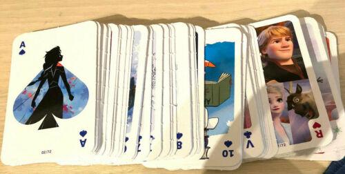 Cartes Reine Des Neiges 2 Carrefour 2019Au Choix