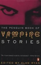 The Penguin Book of Vampire Stories by Alan Ryan (1989, Paperback)