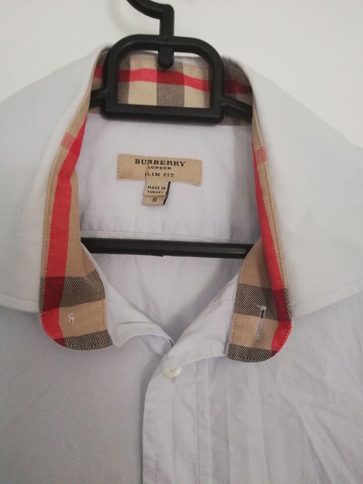 Skjorte, Burberry, str. S