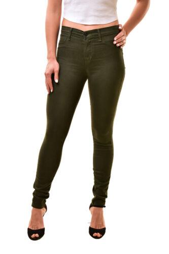 a Verde Jeans J donna vita J Bcf811 Rise Taglia 485v080 marca Rrp 214 di da media 26 dPnqHwrWP