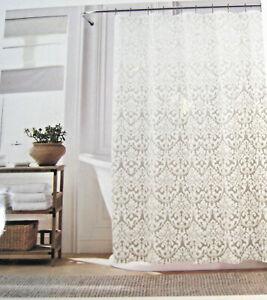 Tommy-Hilfiger-Modern-Damask-Ombre-Shower-Curtain-Beige-amp-White-72-034-x-72-034