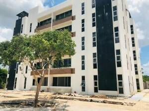 Departamentos en venta con amenidades en Merida Yucatan. Entrega en Feb 2021.