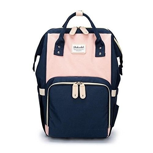 Dokoclub Upgraded Diaper Bag Mummy Maternity Nappy Backpack Large Baby Bag Wred