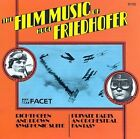 The Film Music of Hugo Friedhofer * by Graunke Symphony Orchestra (CD, 1987, Delos)