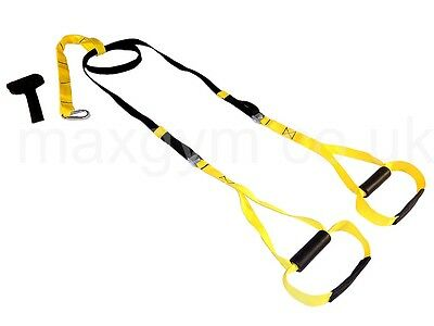 TBT Trainer. Suspension trainer  straps  workout  strenght  training. Body weigh