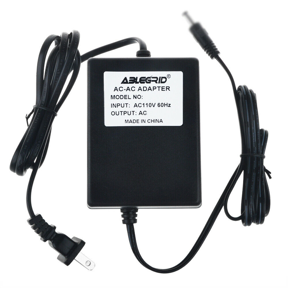AC-AC Adapter For Creative Labs Inspire 5100 5.1 Speaker System 12VAC Power Cord
