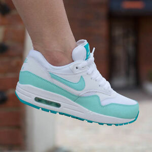 huge discount 2a81f 3bd6e Image is loading NIKE-AIR-MAX-1-ESSENTIAL-599820-113-WOMEN-