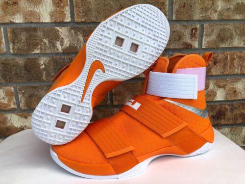 881 Lebron basket da taglia Arancione 10 Lbj da Tb Nike Scarpe 17 uomo Soldier 856489 B5xf6qtfw
