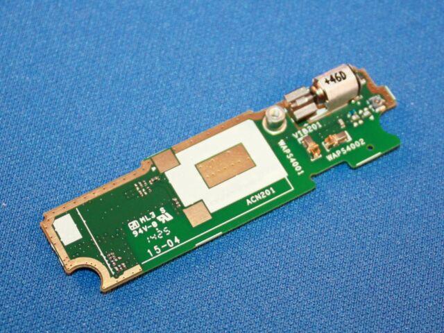 Sony Xperia M c1904 c1905 Antenne Module Vibra Micro Microphone d'origine neuve