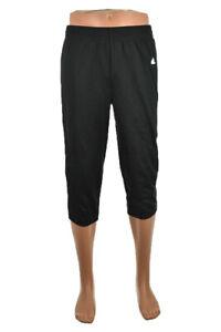 Adidas-Boys-Pants-Casual-XL-Black-Polyester