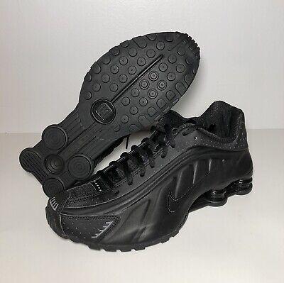 Nike Shox R4 Men's Size 7.5 Black