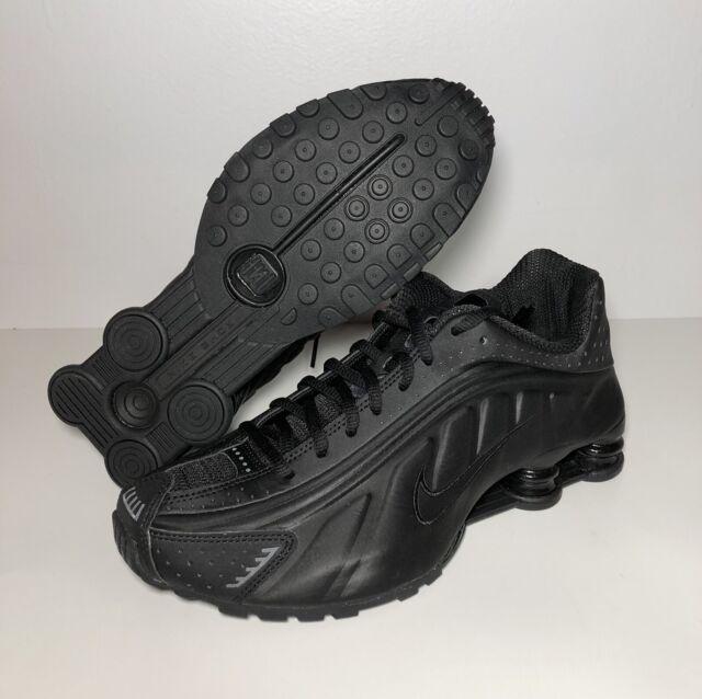 Nike Shox R4 Triple Black Mens Size 12 Bv1111 001