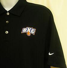AHL Oklahoma City Barons Edmonton Oilers Defunct Nike Golf Dri-Fit S Polo Shirt