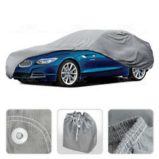 Car Cover for BMW Z1 Z3 Z4 Z8 Outdoor Breathable Sun Dust Proof Auto Protection