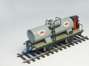 MARKLIN-Scale-1-PRE-WAR-Trains-GAUGE-I-Vintage-Metal-Tank-Car