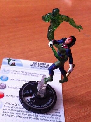 HeroClix Justice League #005 Mento