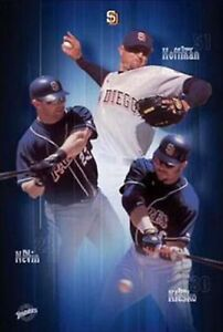 New-Costacos-MLB-San-Diego-Padres-Superstars-Trevor-Hoffman-Klesko-22-5-x-35
