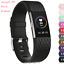 For-Fitbit-Charge-2-Diamond-Replacement-Wristband-Wrist-Strap-Watch-Band-TPU-S-L thumbnail 102